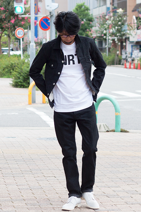 HAND ROOM 3rd Type G-Jacket