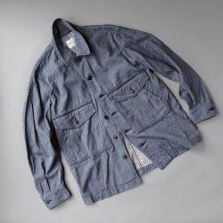 SAGEDECRET C/L ミリタリーシャツ