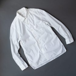 SAGEDECRET タイプライターレギュラーシャツ|ホワイト